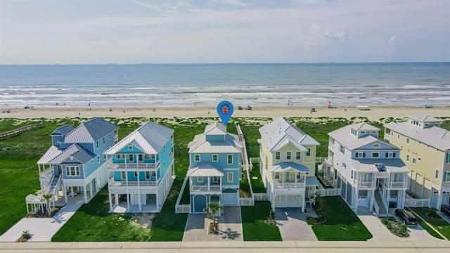 13 Grand Beach Boulevard, Galveston, TX 77550 (MLS #61341164) :: Connect Realty