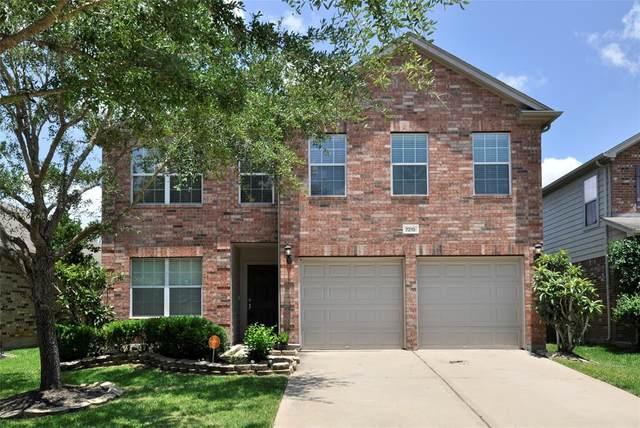 7215 Ravenswood, Missouri City, TX 77459 (MLS #61355782) :: The Property Guys