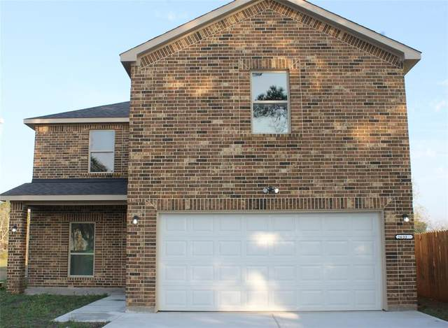 2633 Front Street, Fresno, TX 77545 (MLS #61368534) :: The Bly Team