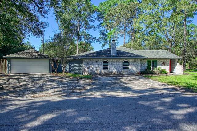 503 Kelly Road, Magnolia, TX 77354 (MLS #61368880) :: My BCS Home Real Estate Group