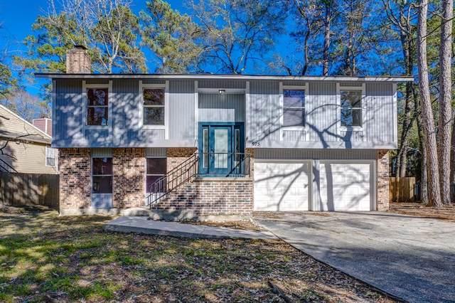 975 N Red Cedar Circle, The Woodlands, TX 77380 (MLS #61371908) :: Michele Harmon Team