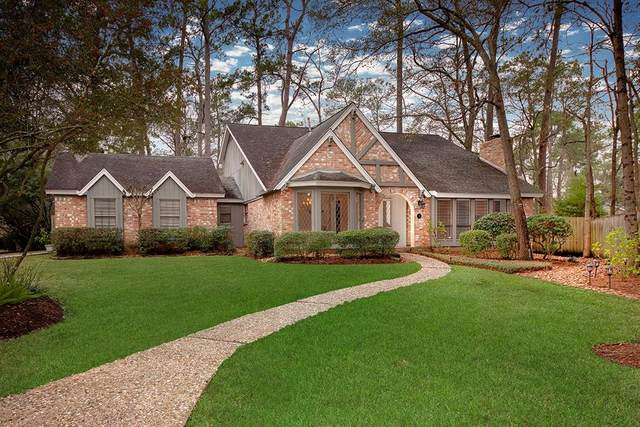 9 Muskmallow Court, The Woodlands, TX 77380 (MLS #61378681) :: The Heyl Group at Keller Williams