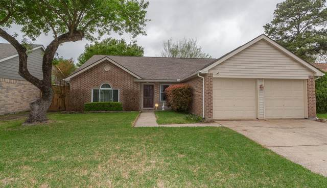 114 Ambershadow Drive, Houston, TX 77015 (MLS #61387505) :: The Sansone Group