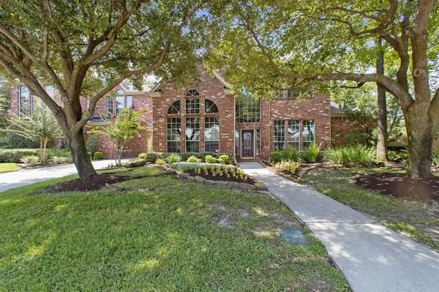 17919 Pleasantglen Court, Spring, TX 77379 (MLS #61403138) :: Ellison Real Estate Team