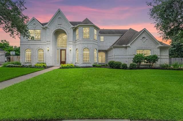 21214 Crystal Greens Drive, Katy, TX 77450 (#61435226) :: ORO Realty