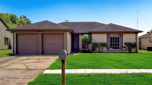 1203 Mossridge Drive, Missouri City, TX 77489 (MLS #61436565) :: The Jennifer Wauhob Team