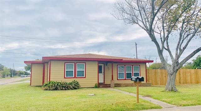 703 W 8th Street, Freeport, TX 77541 (MLS #61443033) :: Caskey Realty