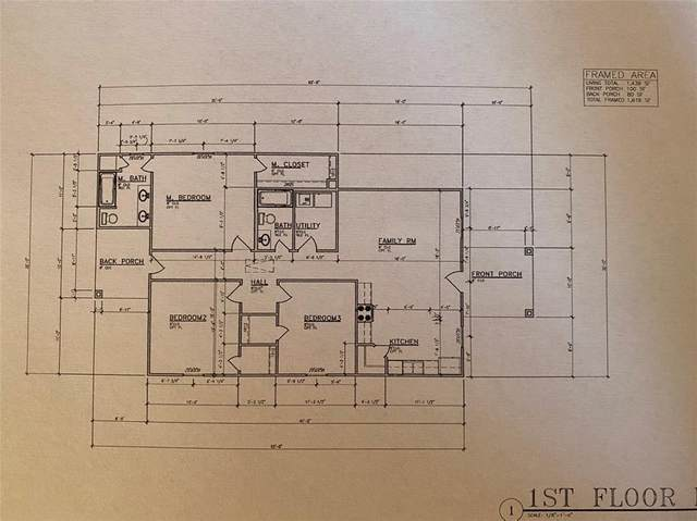 1640 23rd Street, Hempstead, TX 77445 (MLS #61447696) :: Homemax Properties