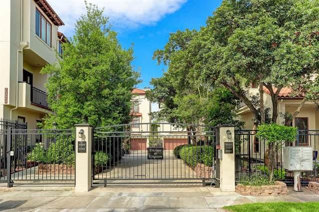 2522 Kingston Street, Houston, TX 77019 (MLS #6145397) :: Lerner Realty Solutions