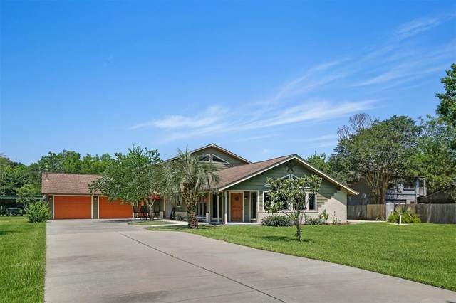 7609 Benson Road, Dickinson, TX 77539 (MLS #61459634) :: Lerner Realty Solutions