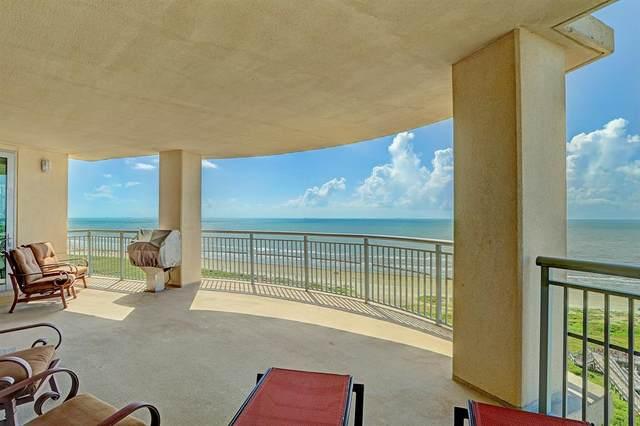 801 E Beach Drive Tw1006, Galveston, TX 77550 (MLS #61476009) :: Caskey Realty