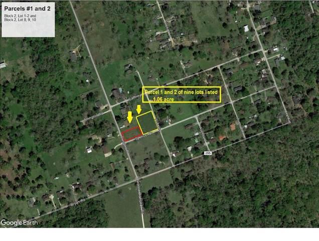 0 Avenue I P1-2, Jones Creek, TX 77541 (MLS #61480306) :: TEXdot Realtors, Inc.