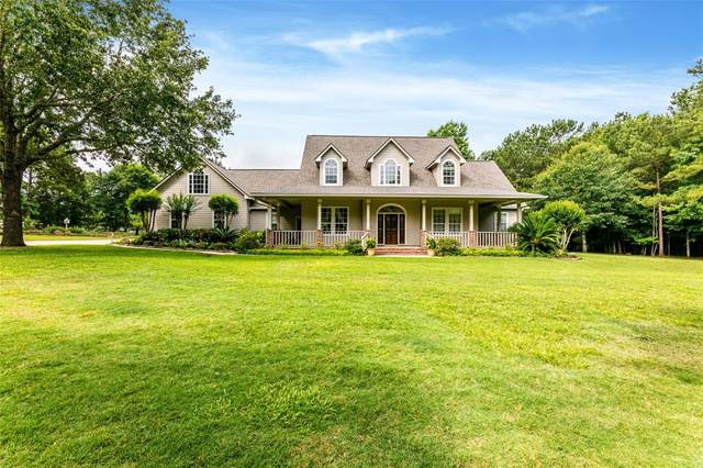 506 Whispering Meadow Drive, Magnolia, TX 77355 (MLS #61481396) :: Giorgi Real Estate Group