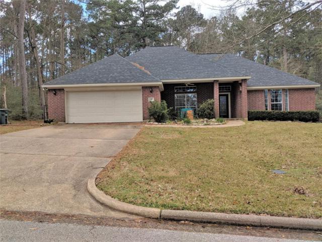 1411 River Oaks Drive, Huntsville, TX 77340 (MLS #61492586) :: The Sansone Group