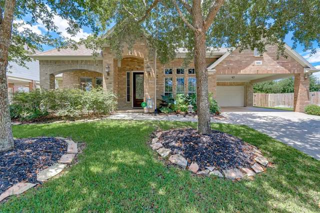 7406 Bright Lake Bend Lane, Richmond, TX 77407 (MLS #61493133) :: The SOLD by George Team