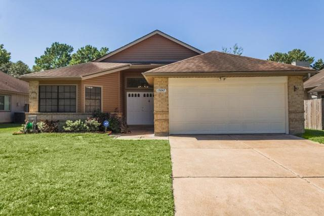 15847 Meadow Village Drive, Houston, TX 77095 (MLS #61494216) :: Team Sansone