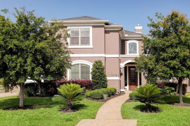 2218 Thicket Ridge Lane, Houston, TX 77077 (MLS #61496260) :: The SOLD by George Team
