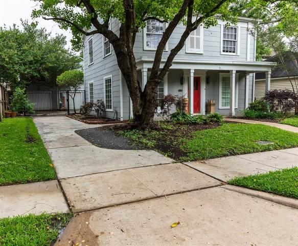 5804 Fordham Street, Houston, TX 77005 (#61502338) :: ORO Realty