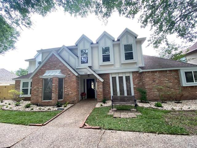 723 Dominion Drive, Katy, TX 77450 (MLS #6151664) :: The SOLD by George Team