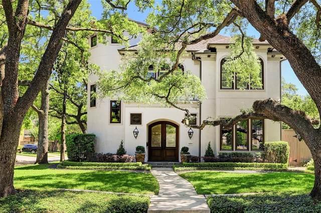3303 Sunset Boulevard, West University Place, TX 77005 (MLS #61523447) :: Keller Williams Realty