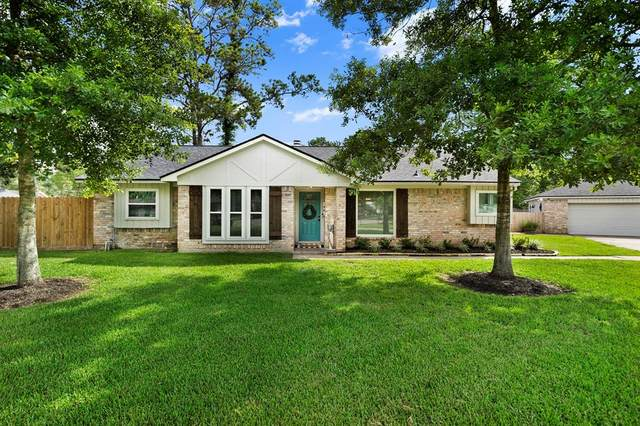 97 Shady Oak Court, Alvin, TX 77511 (MLS #61523548) :: The SOLD by George Team
