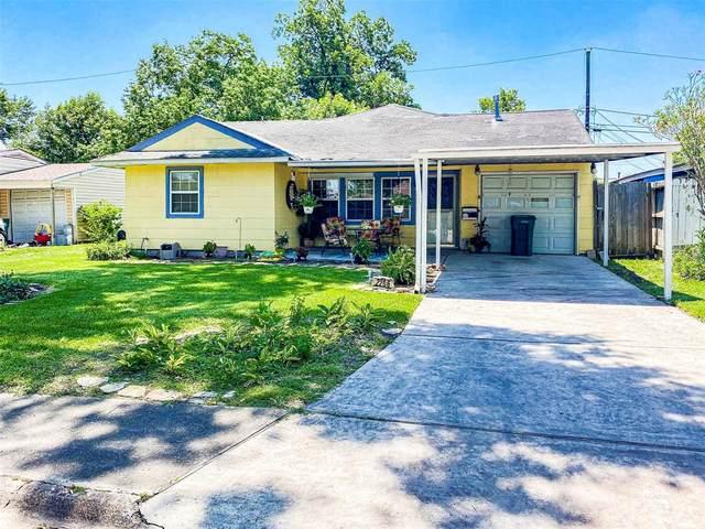 2206 Rosemead Drive, Pasadena, TX 77506 (MLS #61527489) :: The Freund Group