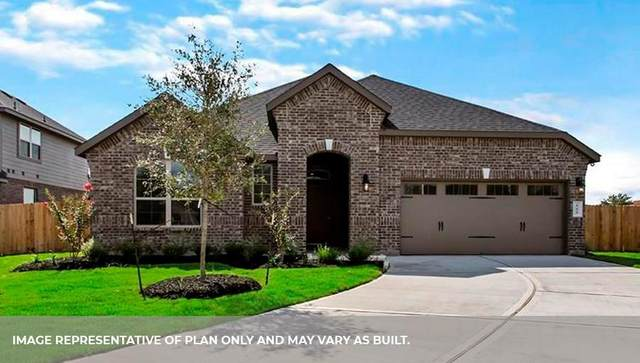 526 Richfish Run Drive, Rosenberg, TX 77469 (MLS #61550675) :: The Queen Team
