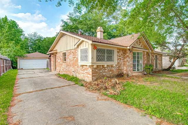 2511 Ciderwood Drive, Spring, TX 77373 (MLS #61551586) :: The Home Branch