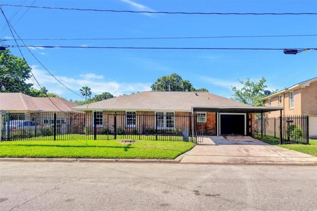 804 Eleanor Street, Houston, TX 77009 (MLS #61554912) :: The Bly Team