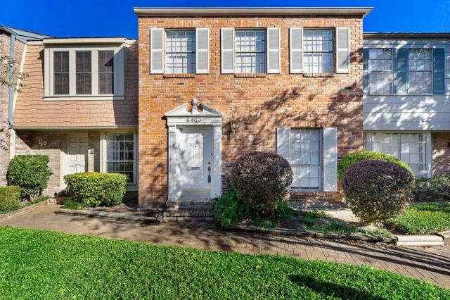 6463 Burgoyne Road #35, Houston, TX 77057 (MLS #61565851) :: Texas Home Shop Realty