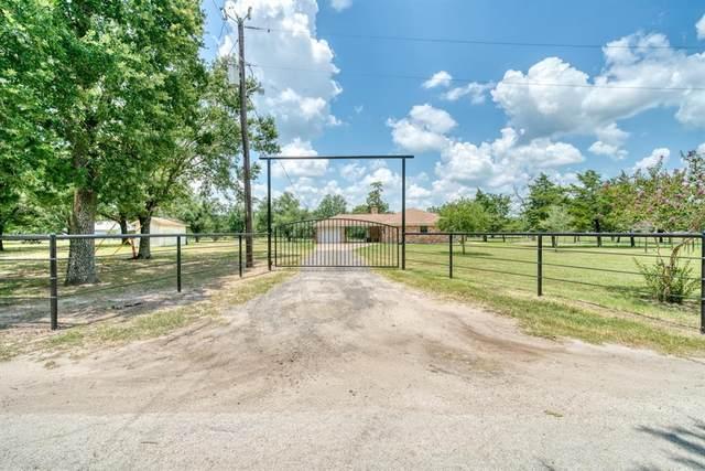 2063 Robinson Lane, Madisonville, TX 77864 (MLS #61579893) :: The Bly Team