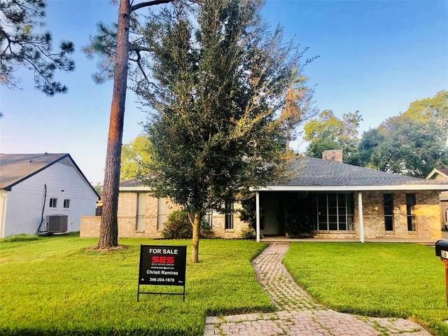 16926 Stardale Lane, Friendswood, TX 77546 (MLS #61584090) :: Christy Buck Team
