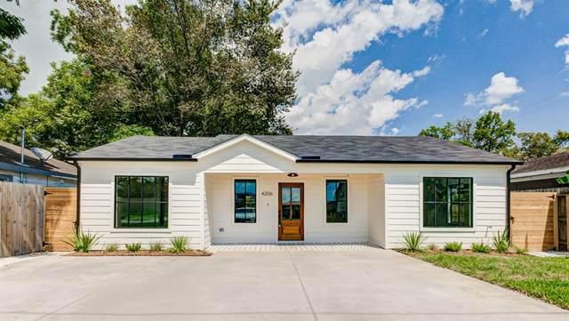 4206 Robertson Street, Houston, TX 77009 (MLS #61586306) :: The Heyl Group at Keller Williams