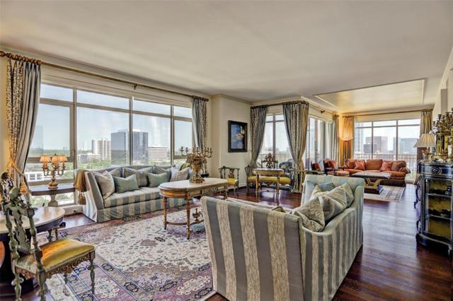 1100 Uptown Park Boulevard #133, Houston, TX 77056 (MLS #61587732) :: Giorgi Real Estate Group