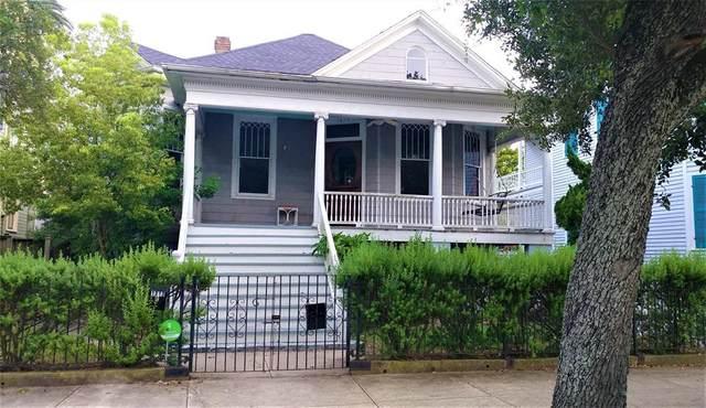 1213 Broadway Street, Galveston, TX 77550 (MLS #61593162) :: My BCS Home Real Estate Group