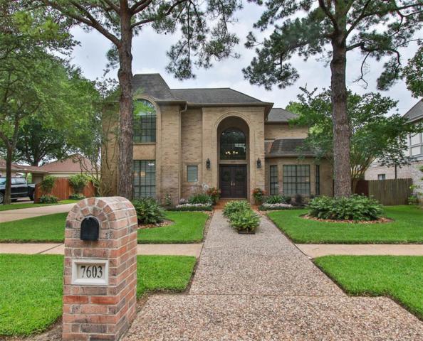 7603 Club Lake Drive, Houston, TX 77095 (MLS #61623777) :: Texas Home Shop Realty