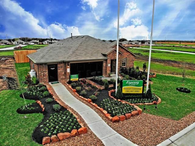 1710 Barrows Lane, Rosenberg, TX 77469 (MLS #61625628) :: The Wendy Sherman Team