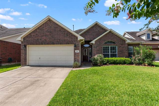 7111 Uther Court, Spring, TX 77379 (MLS #61625722) :: The SOLD by George Team