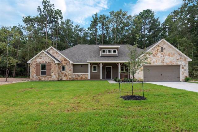 28606 Riverside Crest Lane, Huffman, TX 77336 (MLS #61639670) :: The SOLD by George Team