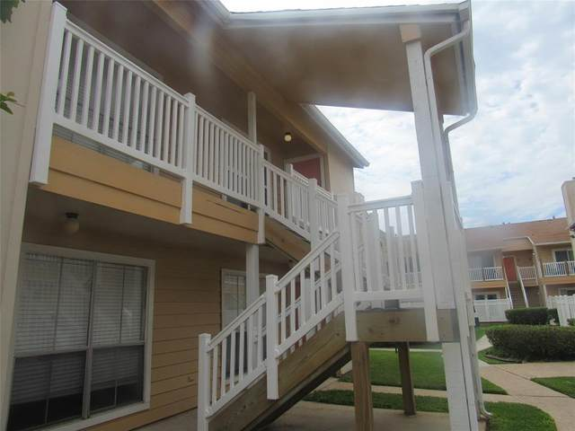 3506 Cove View 1408 Boulevard #1408, Galveston, TX 77554 (MLS #61653104) :: The Bly Team