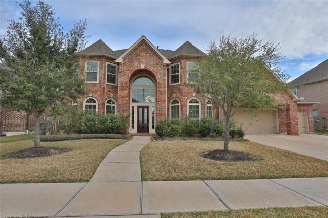4011 Wheat Harvest Lane, Katy, TX 77494 (MLS #6166121) :: The Heyl Group at Keller Williams