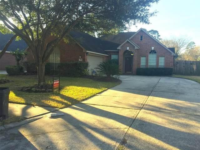 1706 Calmar Drive, Spring, TX 77386 (MLS #61666899) :: The SOLD by George Team