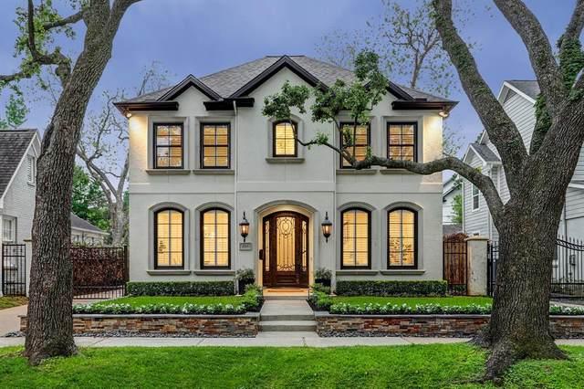 3025 Nottingham Street, West University Place, TX 77005 (MLS #61672864) :: Lerner Realty Solutions