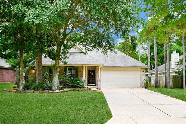 191 W Misty Dawn Drive, The Woodlands, TX 77385 (MLS #61679668) :: The Queen Team