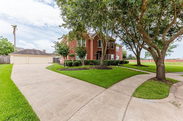 9623 Silver Birch Court, Missouri City, TX 77459 (MLS #61679850) :: The Wendy Sherman Team