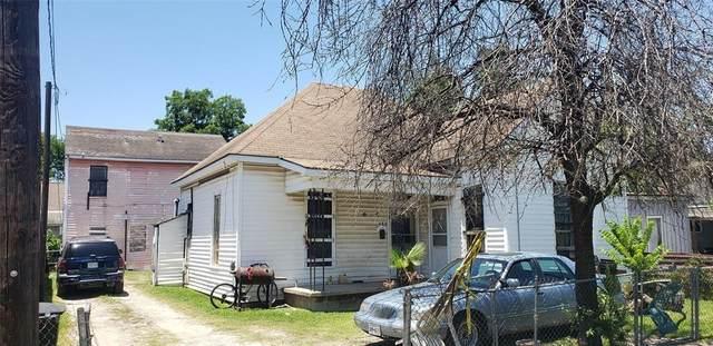 805 James Street, Houston, TX 77009 (MLS #6168220) :: Texas Home Shop Realty