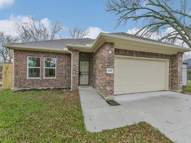 4430 Rosemont Street, Houston, TX 77051 (MLS #61688240) :: JL Realty Team at Coldwell Banker, United