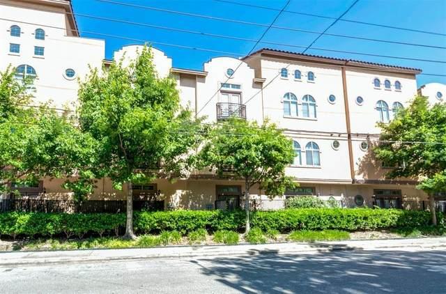 806 Jackson Hill Street #203, Houston, TX 77007 (MLS #61689861) :: My BCS Home Real Estate Group