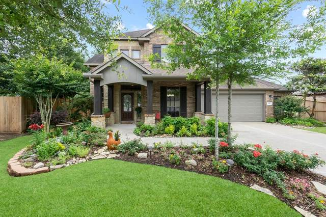 538 Oak Ridge Grove Circle, Spring, TX 77386 (MLS #61699655) :: The Home Branch