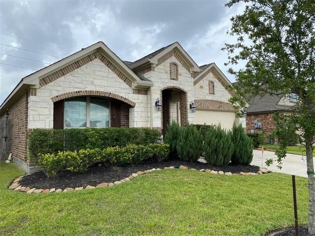 4430 Barnstone Ridge Lane, Rosharon, TX 77583 (MLS #61711290) :: Bay Area Elite Properties